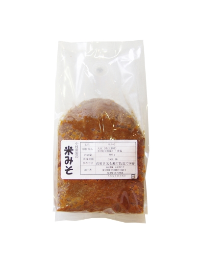 米味噌(中村農園)